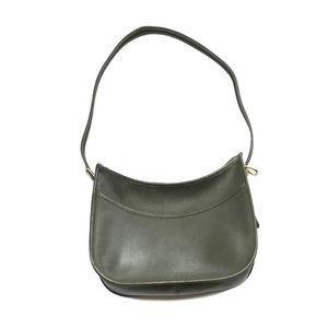 •COACH• Vintage Olive Green Shoulder Bag